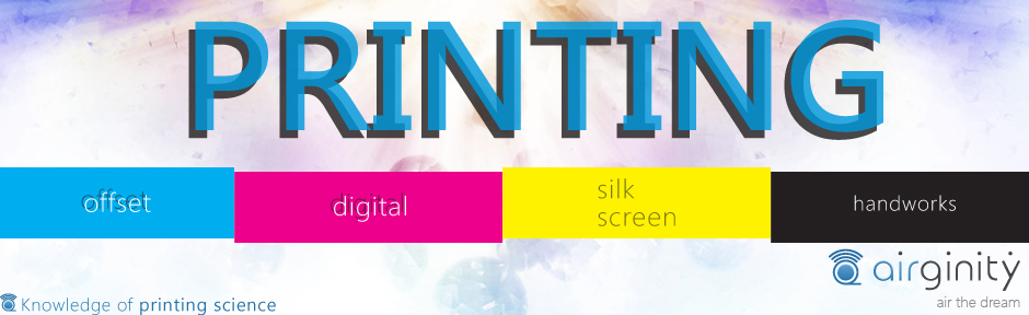 Airginity printing banner