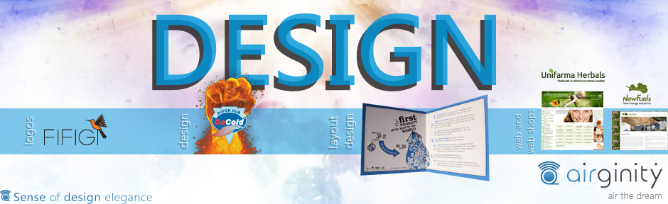 Airginity design banner