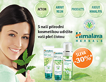 Himalaya Herbals micro web site concept design and programming